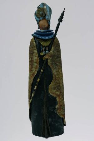 Anja-KeramiekAfrikaanse-vrouw